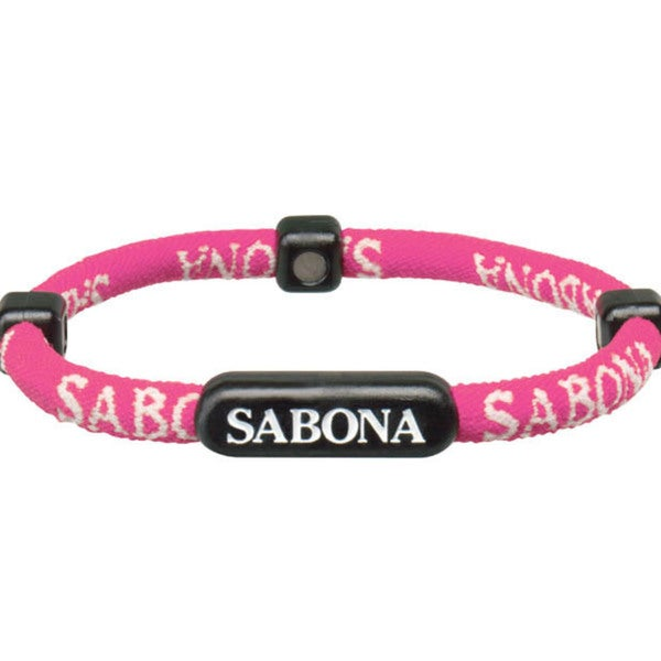 Sabona Pink Athletic Bracelets (Pack of 2)