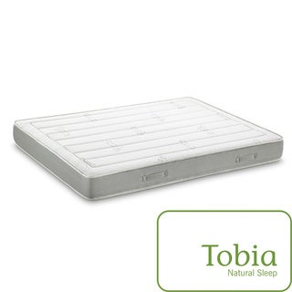 Tobia Innovation Eco-Superior Firm Tight-top 8-inch Queen-size Foam Mattress