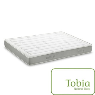 Tobia Innovation Eco-Superior Firm Tight-top 8-inch King-size Foam Mattress