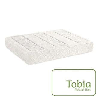 Tobia Memory Plus Eco-Superior 11-inch Twin-size Memory Foam Mattress