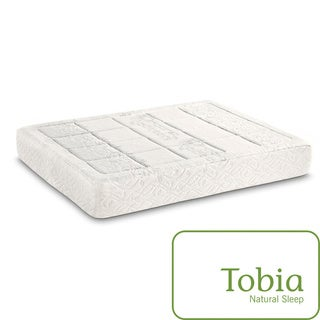 Tobia Memory Plus Eco-Superior 11-inch Queen-size Memory Foam Mattress