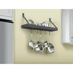 Cuisinart Chef's Classic 36-inch Rectangular Wallmount Pot Rack