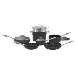 Cuisinart DSA-11 Hard Anodized 11-piece Cookware Set *with Rebate*