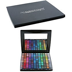Fashion Deluxe Kleancolor 'Pro Artistry' Frost 120-color Eye Shadow Palette