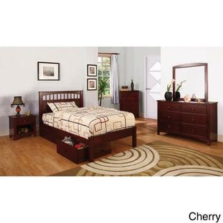 Furniture of America Gavin 4-piece Full-size Platform Bed