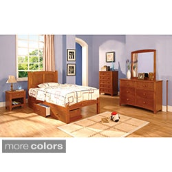 Lancaster 4-piece Full-size Bed Set