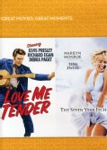 Love Me Tender/The Seven Year Itch (DVD)