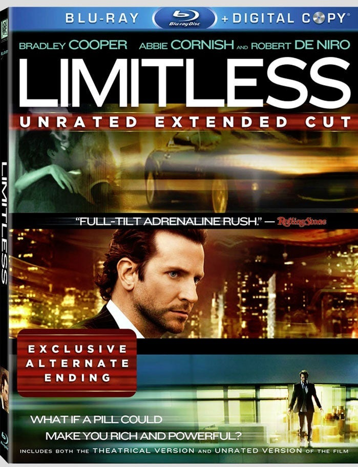 Limitless (Blu-ray Disc)