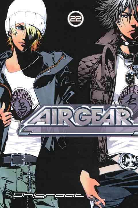 Air Gear 22 (Paperback)