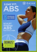 Five Day Fit Abs (DVD)