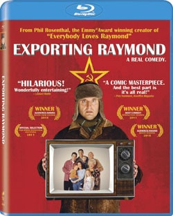 Exporting Raymond (Blu-ray Disc)