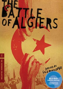 The Battle of Algiers - Criterion Collection (Blu-ray Disc)