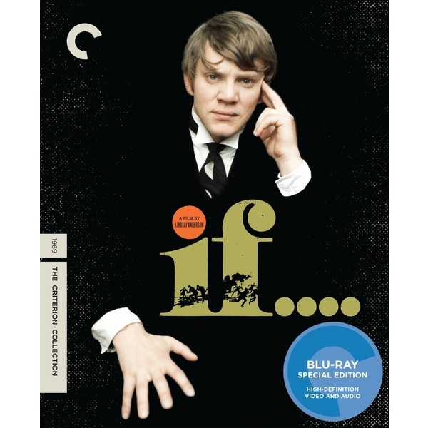 If (Blu-ray Disc) 8077569