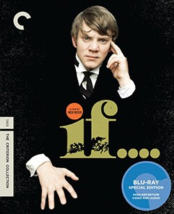 If... - Criterion Collection (Blu-ray Disc)