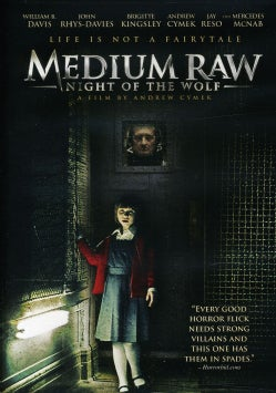 Medium Raw (DVD)