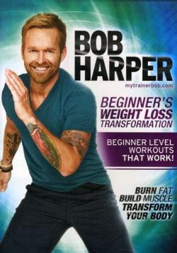 Bob Harper: Beginners Weight Loss (DVD)