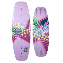 Gator Boards 'Lexy' 132 cm Purple/ Multi Wakeboard