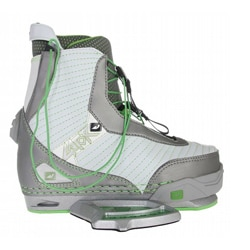 Gator Boards Men's Fate LTD CT Wakeboard Bindings (Size 8-9)