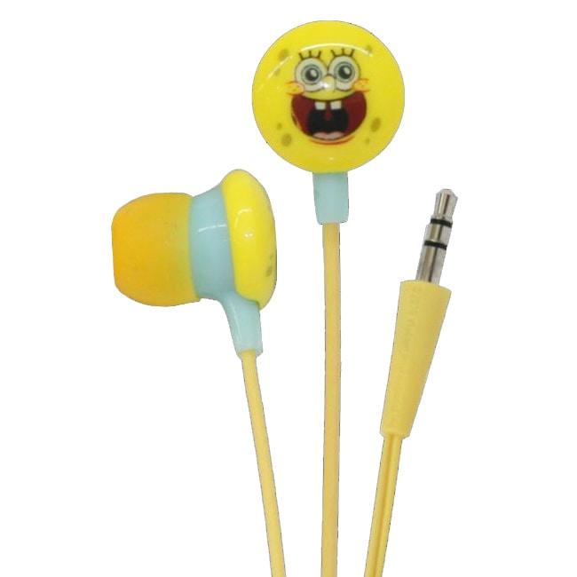 Spongebob Mini Earbuds (Pack of 2)