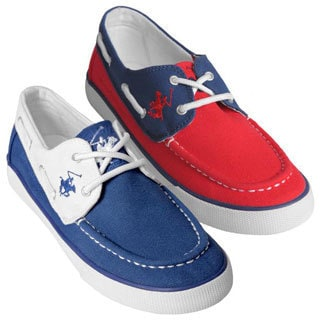 Beverly Hills Polo Women's 'Nearside' Boat Shoes