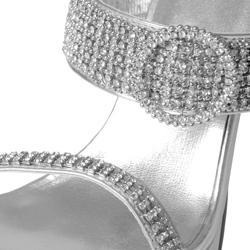 Adi Designs Women's 'Shine' Rhinestone Formal Pumps