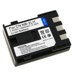 INSTEN Li-ion Battery for Canon NB-2LH/ Rebel XT/ Xti