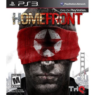 PS 3 - Homefront (Pre-Played)