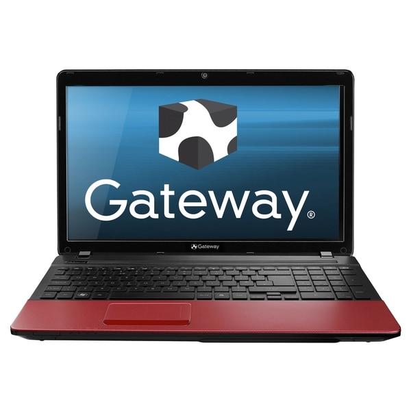 """Gateway NV55S07u-6344G50Mnrk 15.6"""" LED (UltraBright) Notebook - AMD A"""