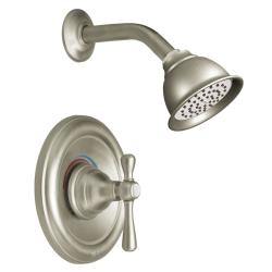 Moen Brushed Nickel Moentrol Shower Kit
