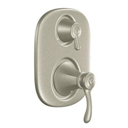 Moen Brushed Nickel Moentrol Valve Trim