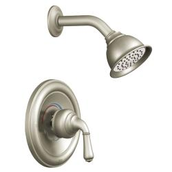 Moen Brushed Nickel Posi-Temp Shower Only