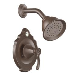 Moen Oil Rubbed Bronze Posi-Temp Shower Only