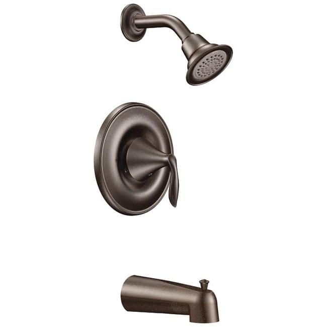 Moen Oil Rubbed Bronze Posi-Temp Tub/Shower