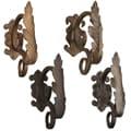 Casa Artistica by Menagerie Scroll Leaf Brackets (Set of 2)