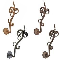 Casa Artistica by Menagerie Turn Spear Brackets (Set of 2)