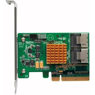 HighPoint RocketRAID 2720SGL 8-port SAS RAID Controller