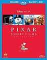 Pixar Short Film Collection Vol. One (Blu-ray/DVD)