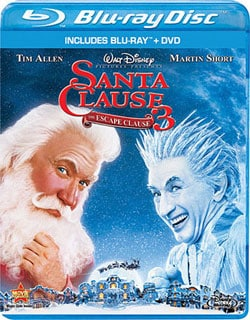 Santa Clause 3 (Blu-ray/DVD)