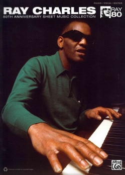 The Ray Charles 80th Anniversary Sheet Music Collection: Piano/Vocal/guitar (Paperback)