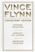 Vince Flynn Collector's Edition: Extreme Measures, Pursuit of Honor, and American Assassin (Hardcover)