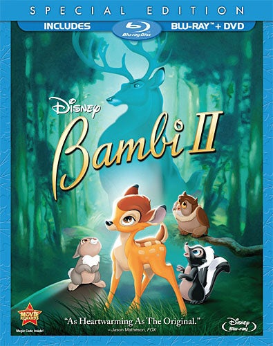 Bambi II (Special Edition) (Blu-ray/DVD)