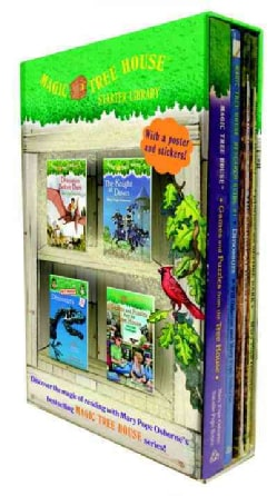 Magic Tree House Starter Library