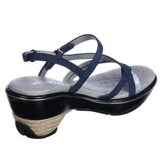 Jambu Women's 'Espry' Navy Sandals
