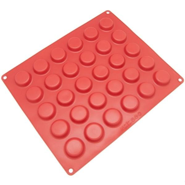Freshware 30-cavity Silicone Macaroon Pan 8084898