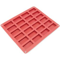 Freshware 24-cavity Silicone Financier Pan