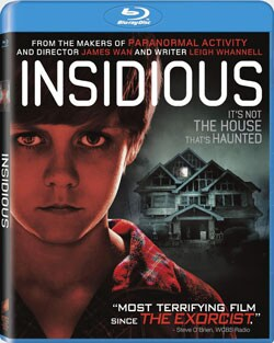 Insidious (Blu-ray Disc)