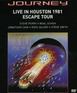 Live In Houston: 1981 (DVD)