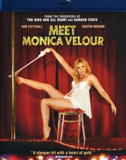 Meet Monica Velour (Blu-ray Disc)