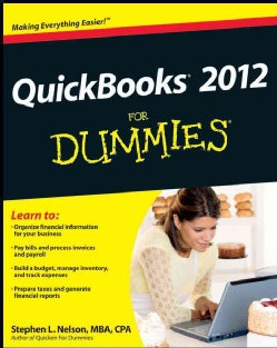 Quickbooks 2012 for Dummies (Paperback)
