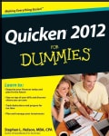 Quicken 2012 For Dummies (Paperback)